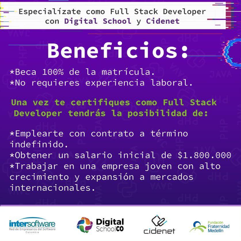 Convocatoria Intersofware 4